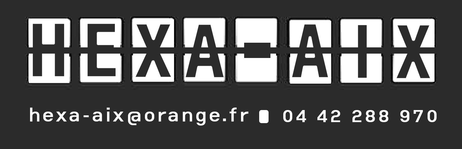 agence de communication globale Hexa Aix a Aix en Provence
