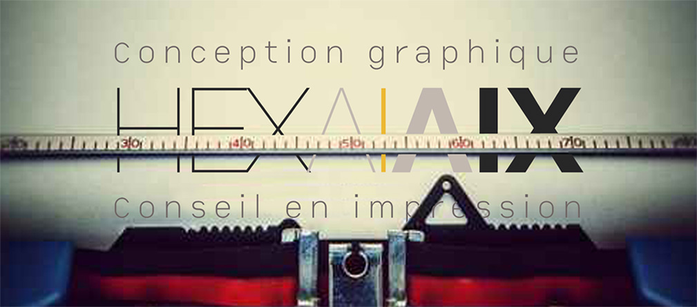 Conception graphique et impression