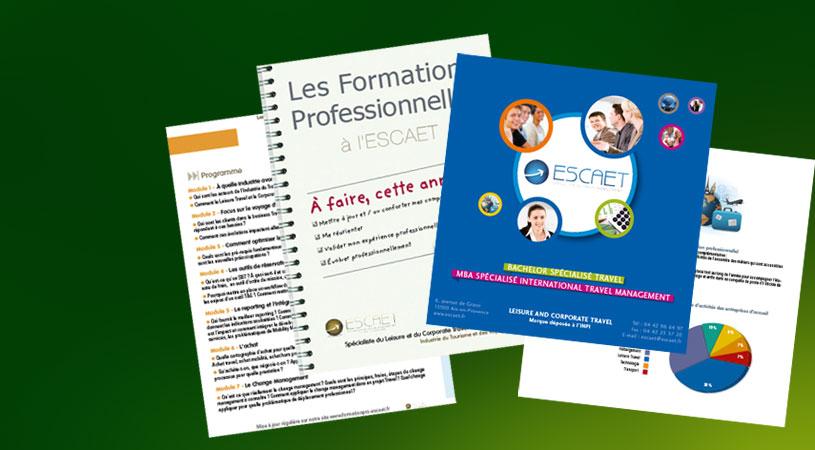 Brochure Escaet Hexa Aix