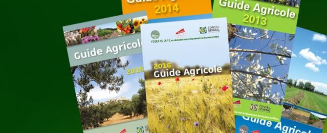 FDSEA - Guides agricoles - Conception et réalisation Hexa-Aix - Aix-en-Provence