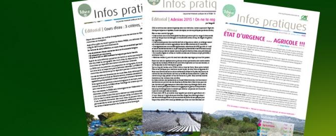 FDSEA - Lettre d'informations - Conception et réalisation Hexa-Aix à Aix-en-Provence