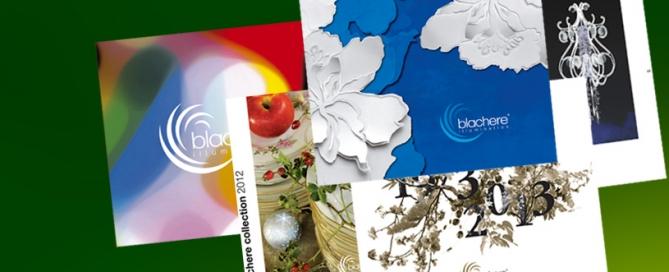 Brochures et catalogues-Blachere- Conception et réalisation Hexa-Aix