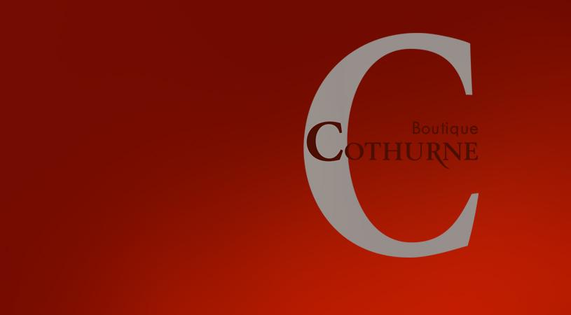 logo pour Cothurne création Hexa Aix