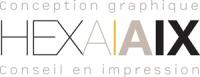 Hexa Aix une agence de communication à Aix en provence Logo