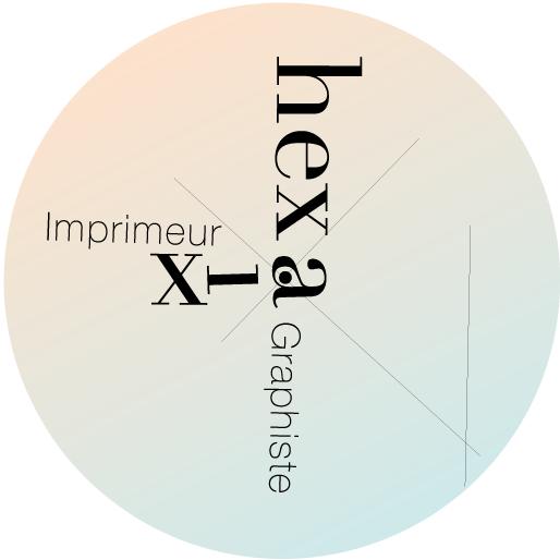 hexa-aix graphiste et imprimeur